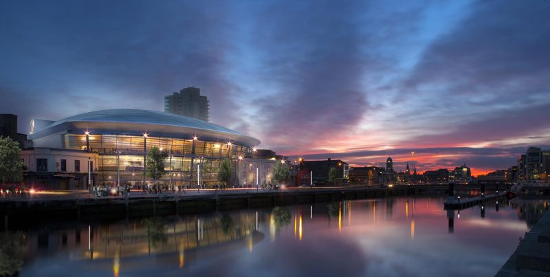 CORK EVENTS CENTRE PROPOSAL 2